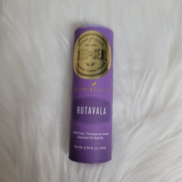 Young Living Rutavala 10ml Essential Oil Roll-on